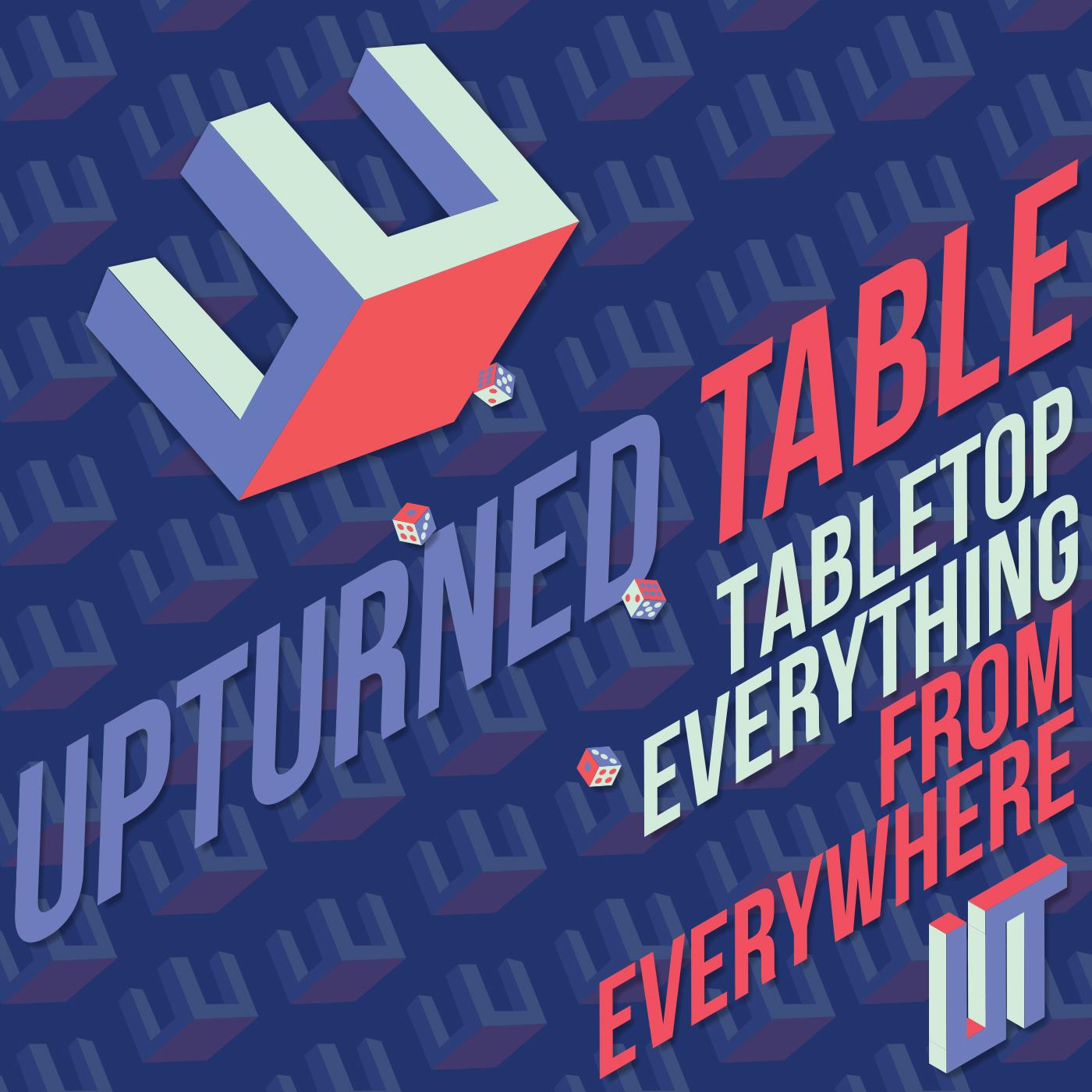 Upturned Table